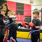 Kids Kickboxing 4