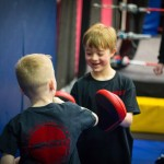 Kids Kickboxing 1