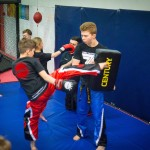 Kids Kickboxing 2